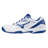 Mizuno Cyclone Speed 2 [V1GA198019] 男女鞋 排球 手球 輕量 舒適 避震 耐磨 白藍