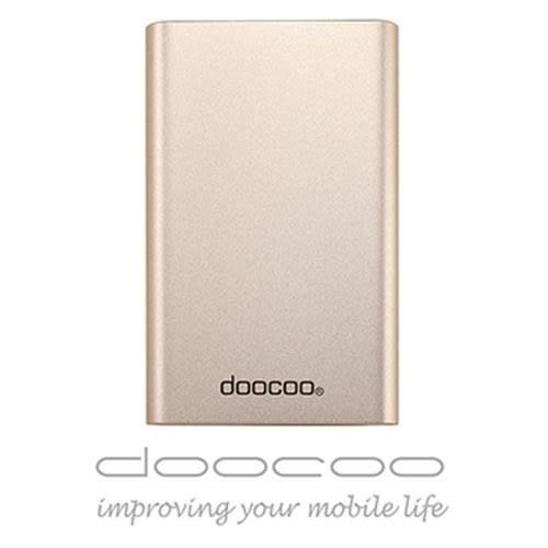 【台中平價鋪】全新 doocoo coherer 10000+ 雙輸出鋁合金 智能行動電源 金色 台灣製