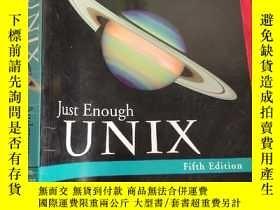 二手書博民逛書店Just罕見Enough UNIX (16開 ) 【詳見圖】Y5460 Paul K.Andersen Mc
