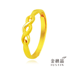 .9999純金、0.39±0.03錢 .簡約造型、麻花纏繞 .黃金保值