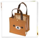 拉拉熊 懶熊 手提袋 便當袋 防水653244 奶爸商城