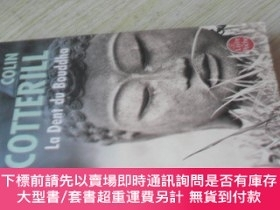 二手書博民逛書店法文原版罕見La Dent Du Bouddha (Ldp Policiers)Y7215 C Cotteri