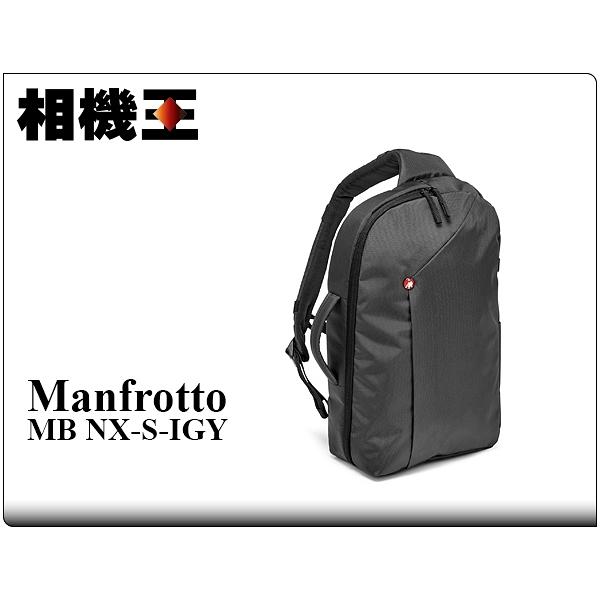 Manfrotto NX Sling 開拓者斜肩背包 深灰色