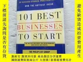 二手書博民逛書店101罕見BEST BUSINESSES TO START【10
