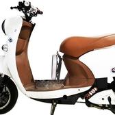 電動摩托車兒童座椅前置踏板電動車小孩座椅 踏板車寶寶安全座椅