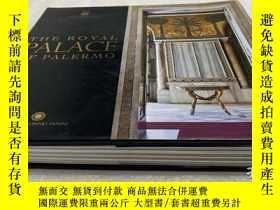 二手書博民逛書店The罕見Royal Palace of PalermoY343