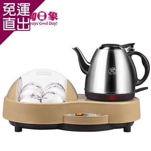 日象 經典烘杯泡茶機ZOEI-6121GP【免運直出】