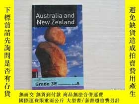 二手書博民逛書店australia罕見and new zealand chris