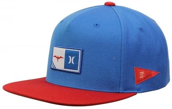 Hurley M JJF ESSENTIALS HAT BLACK 棒球帽 (藍)