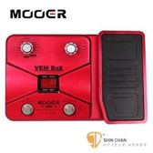 【人聲綜合效果器】【Mooer VEM BOX】  【Vocal Multi-Effects Processor】【VB】