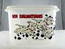 【震撼精品百貨】101 Dalmatians_101忠狗真狗~置物盒『透明』