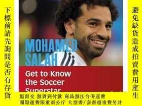 二手書博民逛書店Mohamed罕見Salah: Get to Know the