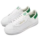 adidas 休閒鞋 Continental 80 白 綠 男鞋 女鞋 小白鞋 金標 愛迪達【ACS】 FY5468