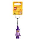 正版 LEGO 樂高鑰匙圈 蠟筆女孩 人偶鑰匙圈 鎖圈 吊飾 COCOS FG280