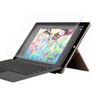【默肯國際】Microsoft Surface Pro 4 9H弧邊耐磨防指紋鋼化玻璃保護貼 強化玻璃保貼
