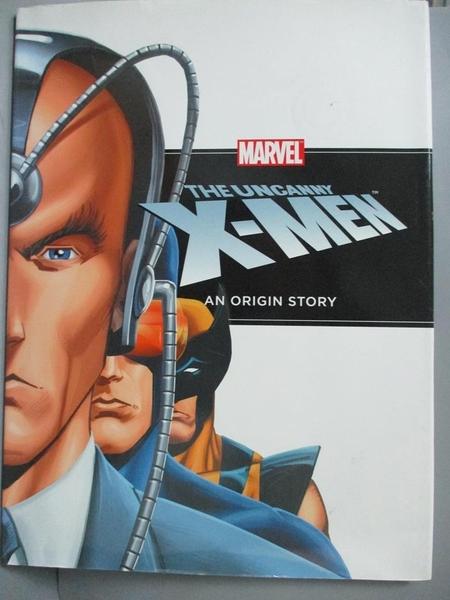 【書寶二手書T6/原文小說_ZDX】The Uncanny X-men: An Origin Story_Thomas,