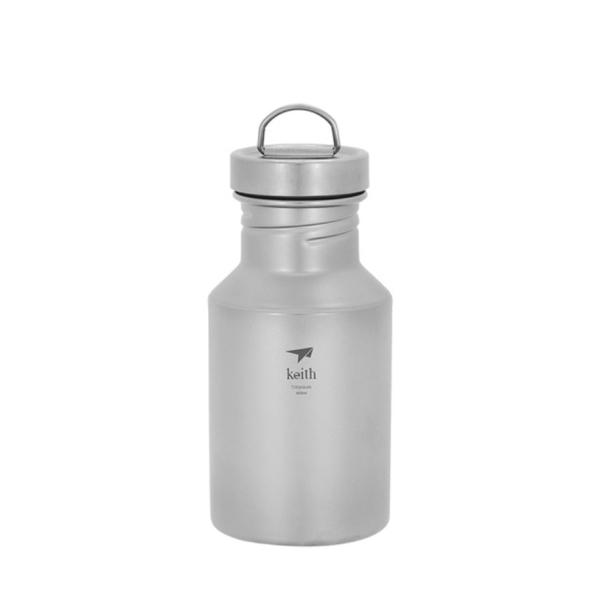 [鎧斯Keith]鎧斯Keith Ti3030純鈦運動水壺附Ti0010隔熱水壺套.冷水壺環保水壺隨身水壺隨身瓶隨手杯