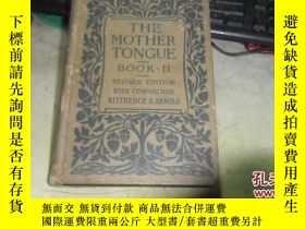 二手書博民逛書店THE罕見MOTHER TONGUE- Book. II 996