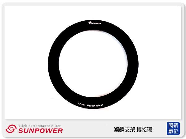 【分期零利率,免運費】 SUNPOWER  方型漸層鏡片 濾鏡 支架 轉接環 67mm 鋁合金 (湧蓮公司貨)