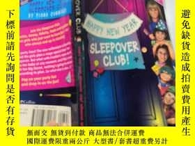 二手書博民逛書店Happy罕見new year Sleep over club新年快樂夜總會Y200392