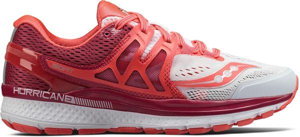 SAUCONY  TEC 系列- 女鞋 - HURRICANE ISO3 穩定保護  ( S103486 - 17C )