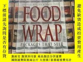 二手書博民逛書店FOOD罕見WRAP:食品包裝(外文)Y212829