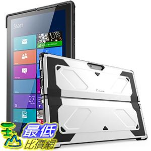 [美國直購] i-Blason 白紅藍三色 Microsfot Surface Pro 4 [Armorbox] 平板 保護殼