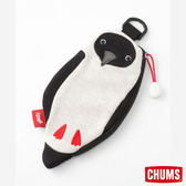 CHUMS 日本 SxN Booby造型卡夾 零錢包 霧米白 CH602275W003