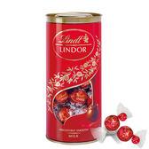 Lindt LINDOR 瑞士 牛奶巧克力(分享罐400g)