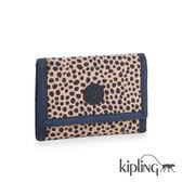Kipling 大麥町黃黑點零錢包-小