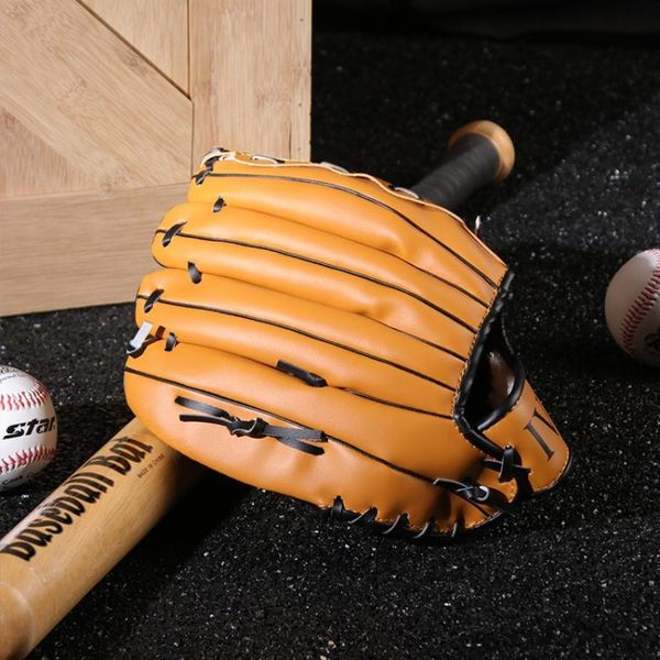 棒球棒青少年兒童棒球套裝壘球實木鋁合金棒球棒棒球棍 手套 棒球三件套 LX 雲朵走走