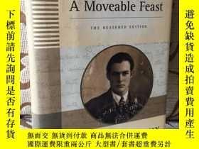 二手書博民逛書店Ernest罕見Hemingway A Moveable Feast: the Restored Edition