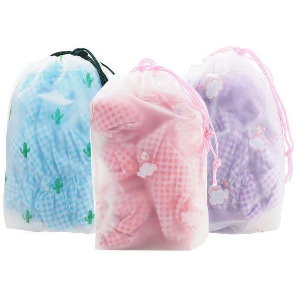 TOP KITCHEN 吸水浴帽(珊瑚絨) 1入【小三美日】顏色隨機出貨※禁空運