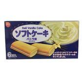 DELI-香草風味夾心蛋糕108g【愛買】