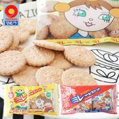 日本 野村煎豆 美樂園餅 (6包入) 袋裝 非油炸美樂園餅 小圓餅 圓餅 餅乾 日本餅乾