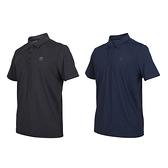 FIRESTAR 男彈性短袖POLO衫(反光 涼感 短袖上衣 高爾夫 網球 羽球  ≡排汗專家≡