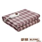 ELTAC歐頓 微電腦溫控(雙人)電熱毯...