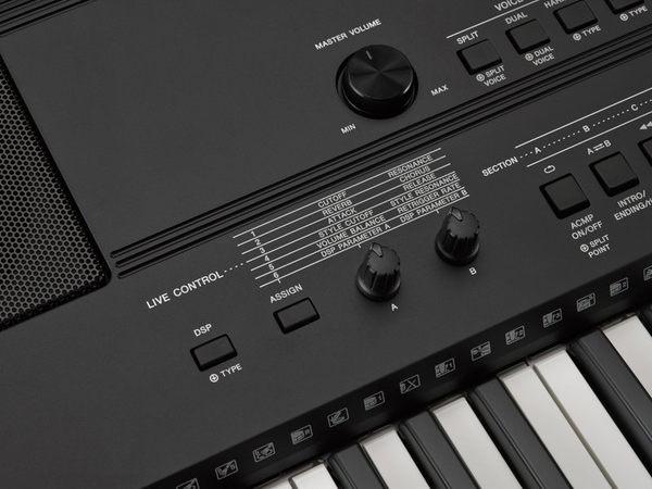 【金聲樂器】YAMAHA PSR-EW400 76鍵 電子琴 鋼琴音色 附全套配件