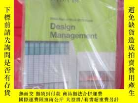 二手書博民逛書店Design罕見Management: Riba Plan of