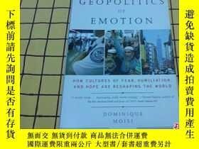 二手書博民逛書店The罕見Geopolitics of Emotion:How
