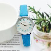 兒童手錶 手錶女學生韓版簡約小清新百搭時尚潮流女錶小錶盤防水石英電子錶 5色