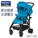 義大利原裝進口Zippy Light 極光嬰兒推車 避震輕便折疊-- ANTIGUA BLUE--年終大促銷 5 折起(正貨)