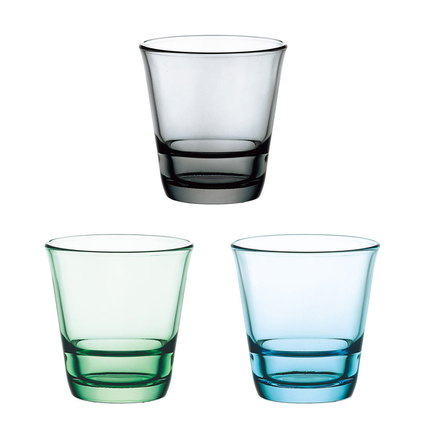 日本TOYO-SASAKI Spah堆疊水杯2入組-共3色