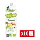 【東勝】FEES BIO法國有機香甜蘋果汁 10瓶裝