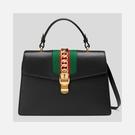 【雪曼國際精品】Gucci Sylvie 431665 CVL1G 1060 經典方包 珍藏版 全新上市─現貨