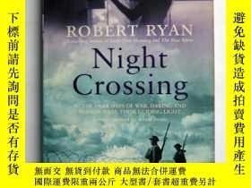 二手書博民逛書店Night罕見Crossing (原版)Y11162 Rober