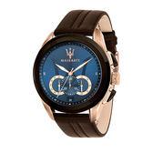 【Maserati 瑪莎拉蒂】/經典三眼錶(男錶 女錶)/R8871612024/台灣總代理原廠公司貨兩年保固