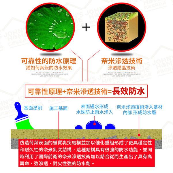 500ml奈米透明防水劑 屋頂窗台天花板牆壁防漏水塗料 堵漏補漏漆膠【ZI0302】《約翰家庭百貨
