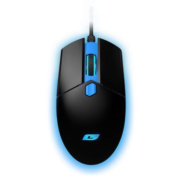 B.Friend GM3 有線七色背光電競滑鼠 遊戲滑鼠 電腦滑鼠【迪特軍】