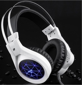 耳機頭戴式電腦耳機電競游戲耳麥